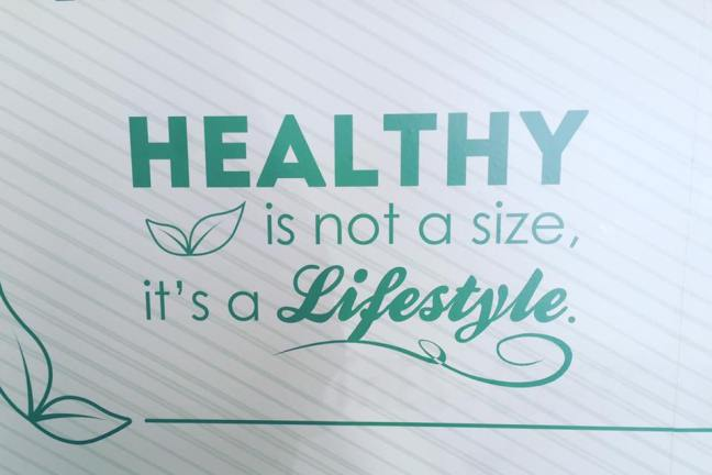 Health Plus Size Quote