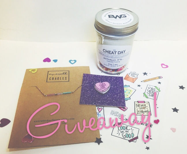 Thighs and Lows Blog Giveaway
