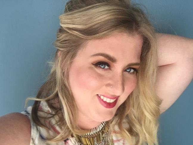 Jillian Pedersen Thighs and Lows Blog Contour Makeup Tutorial