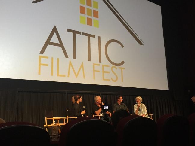 Attic Film Festival Ask Documentary