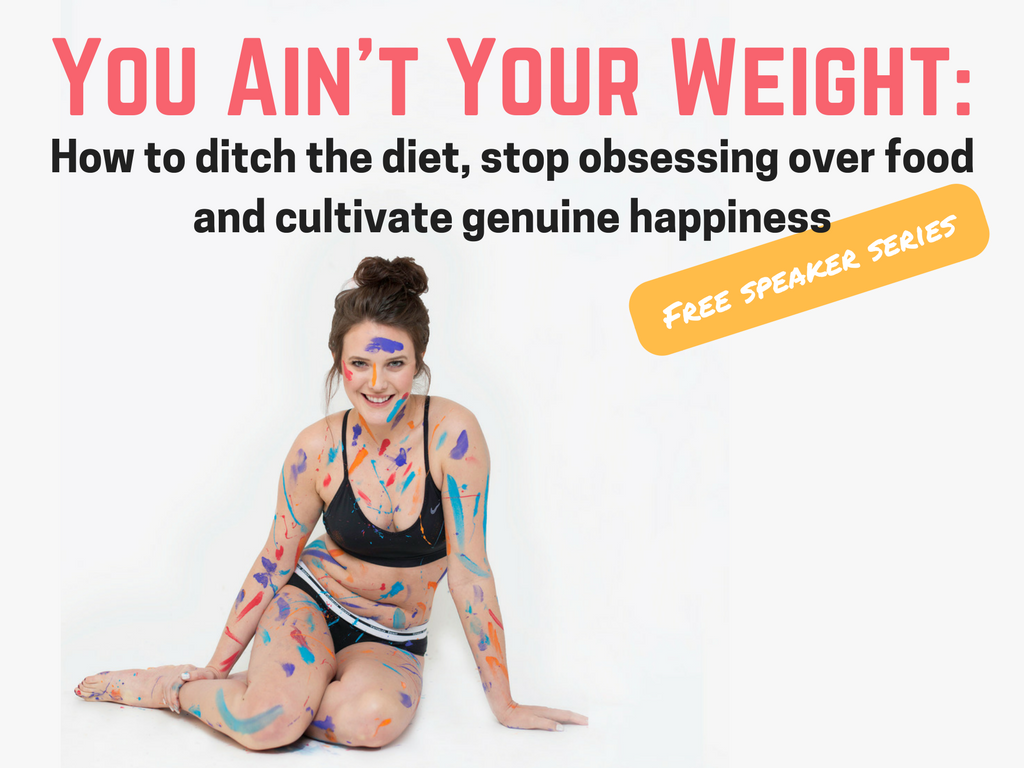 You Ain't Your Weight